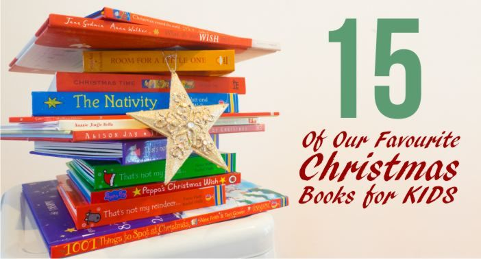 15 Of Our Favourite Christmas Books for Kids - Great information, tips, crafts and recipes for School Mums.