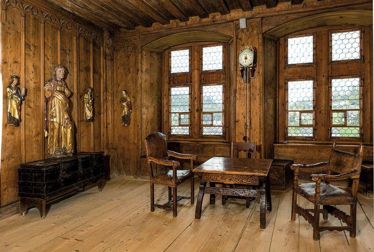 Gotisches Zimmer im Schattenburg-Museum