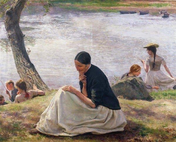 Émile Friant - French artist 1863/1932