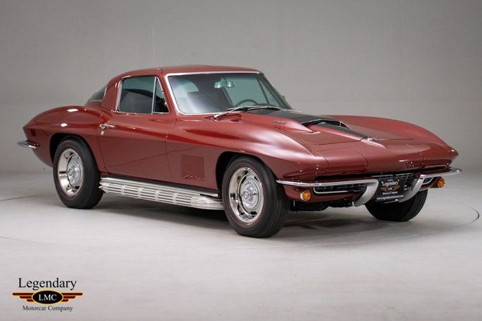 Classic 1967 Chevrolet Corvette For Sale 2184268 Halton Hills Ontario Canada 1967 Corvette Coupe For Sale Corvette For Sale Chevrolet Chevrolet Corvette