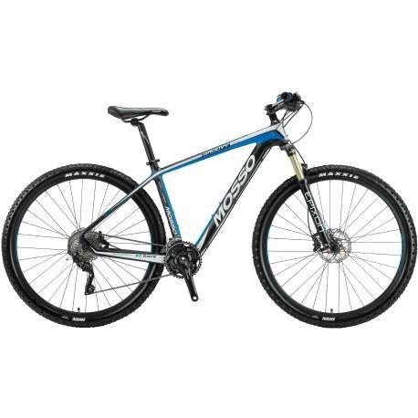 Mosso Groovy 29 Karbon Dağ Bisikleti Shimano Deore Hardtail 2016