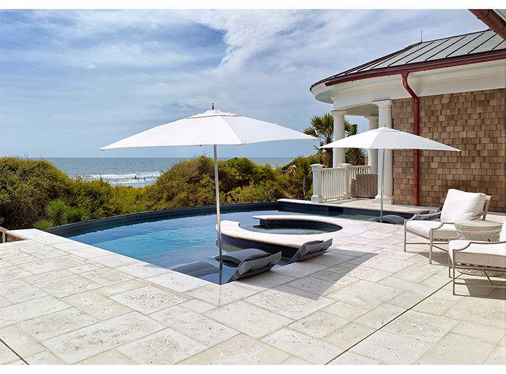 40 best images about pavers pools on pinterest luxury for Pre engineered outdoor fireplace