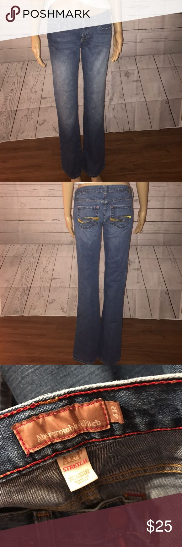 Abercrombie & Fitch Jeans Abercrombie & Fitch stretch Emma boot jeans. Abercrombie & Fitch Jeans Boot Cut
