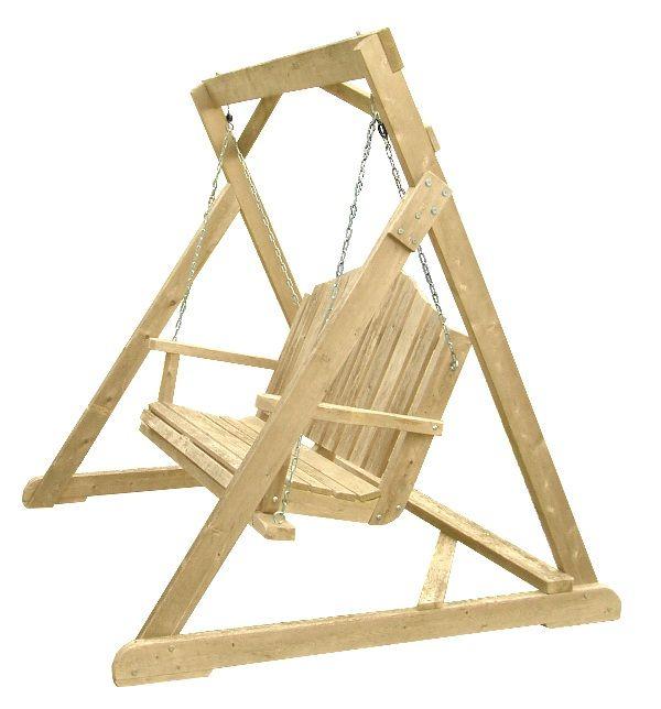Balancelle Swing Set Diy Wooden Garden Swing Diy Furniture Plans