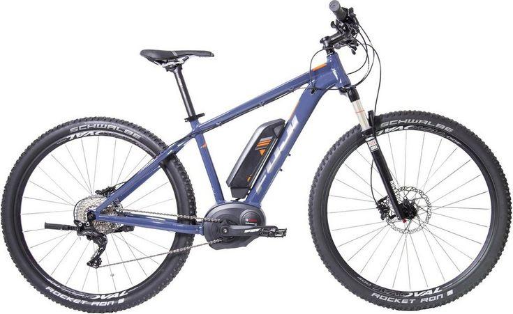 Fuji Herren MTB E-Bike Mittelmotor 36V/250W, 29 Zoll, 11 Gang Shimano Deore XT, »AMBIENT 1.1« 3699.-
