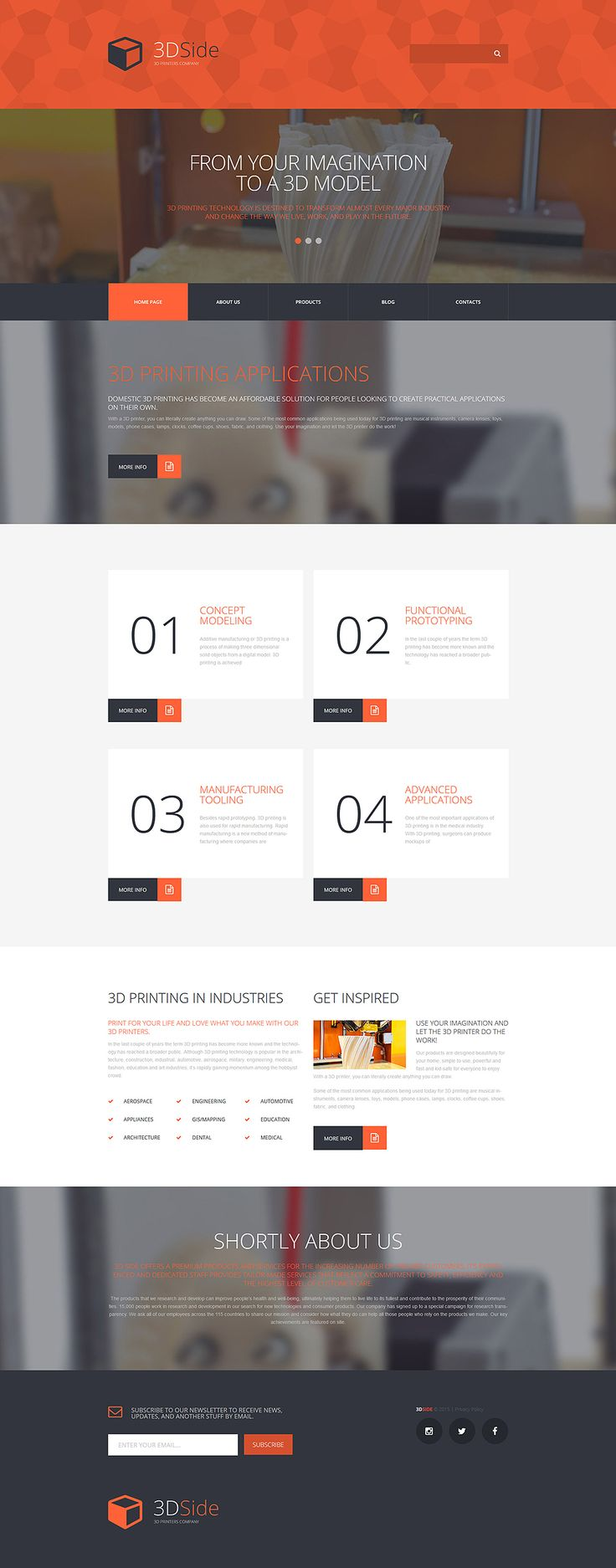 130 best images about monstroid wordpress theme on steroids on pinterest landing pages. Black Bedroom Furniture Sets. Home Design Ideas