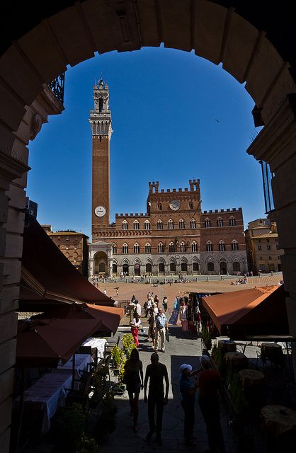 Siena, Italy... Here is where I spent the most wonderful summer ever :)
