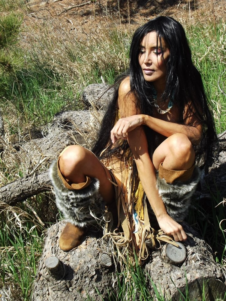 Needs native american porno actress
