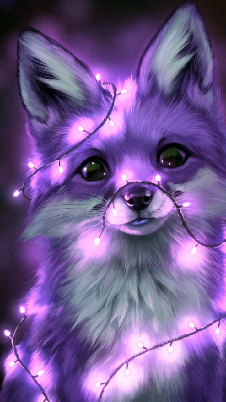 Download Fox Wallpaper By Kitcatkittycat Bb Free On Zedge Now Browse Millions Of Cute Fantasy Creatures Cute Cartoon Animals Cute Animal Drawings Kawaii