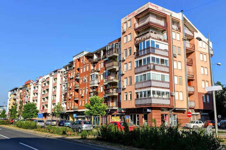 Novi Sad, ulica Hadži Ruvimova #novisad
