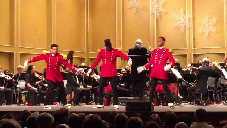 "Dance of the Sugar Plum Fairy. California Philharmonic, Cyrus ""Glitch"" Spencer, and friends"