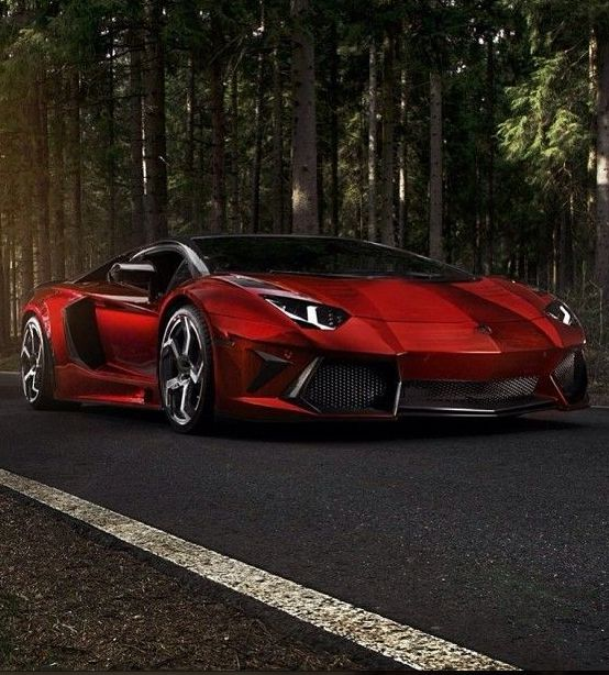 Aventador unleashed into the wild! The #eBayGarage is full 'pintastic' images like this. Why add your #dreamcar and win a free Tesla in the process? Hit the image to enter!