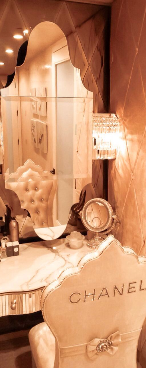 Always have the best dressing table...  #Luxurydotcom