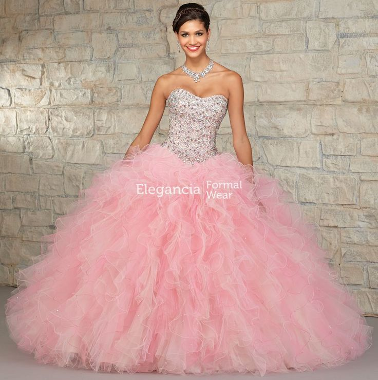 8 best quinceanera dresses images on Pinterest | Ball dresses, Ball ...