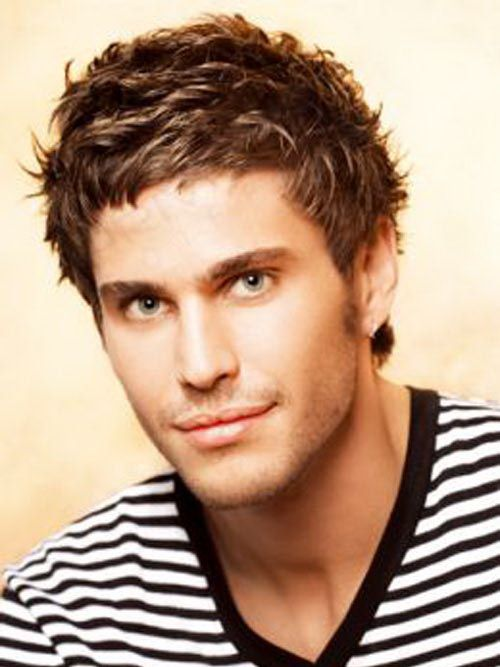 Mens Messy Hairstyles Mesmerizing 9 Best Hayden Haircuts Images On Pinterest  Man's Hairstyle