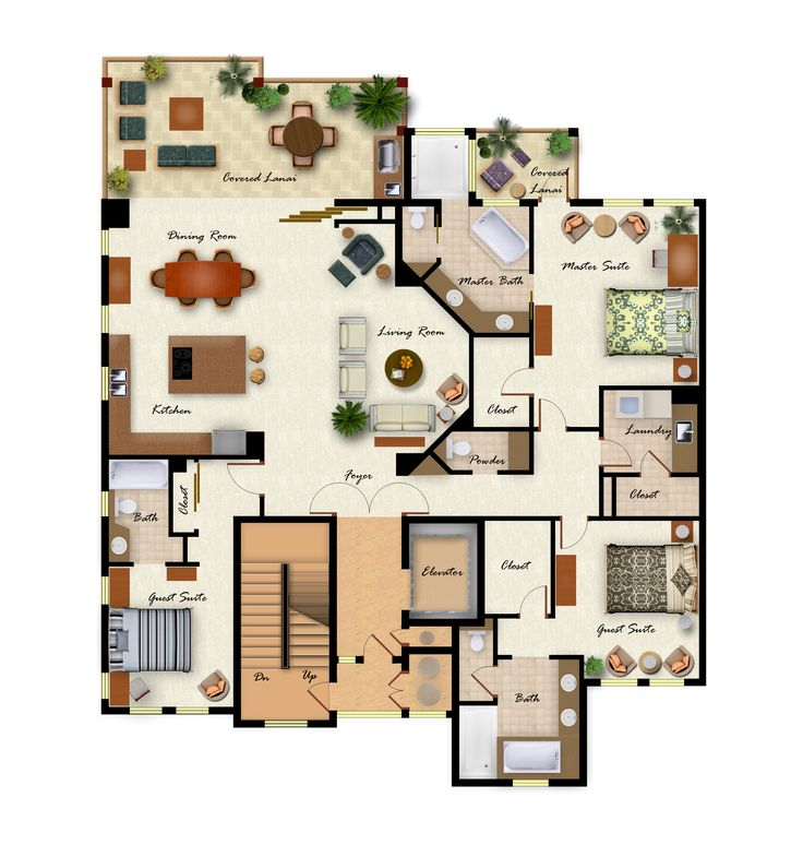 21 best Floor Plans images – Condo Plans With Garage