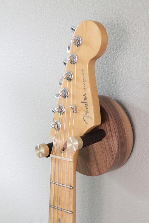Walnut Hyla Guitar Wall Mount Stand