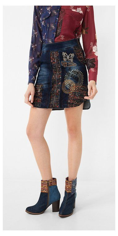Desigual Skirt Natalia