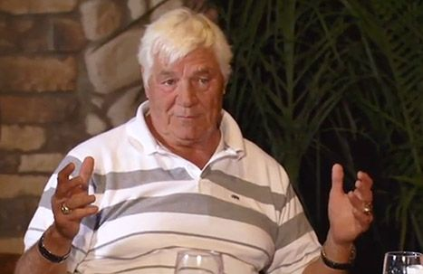 Pat Patterson Gay: WWE Legend Comes Out on Series Finale - Us Weekly
