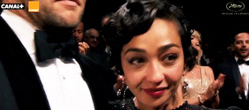 hupperts:Ruth Negga | Standing ovation after the Loving... @ bolly4u