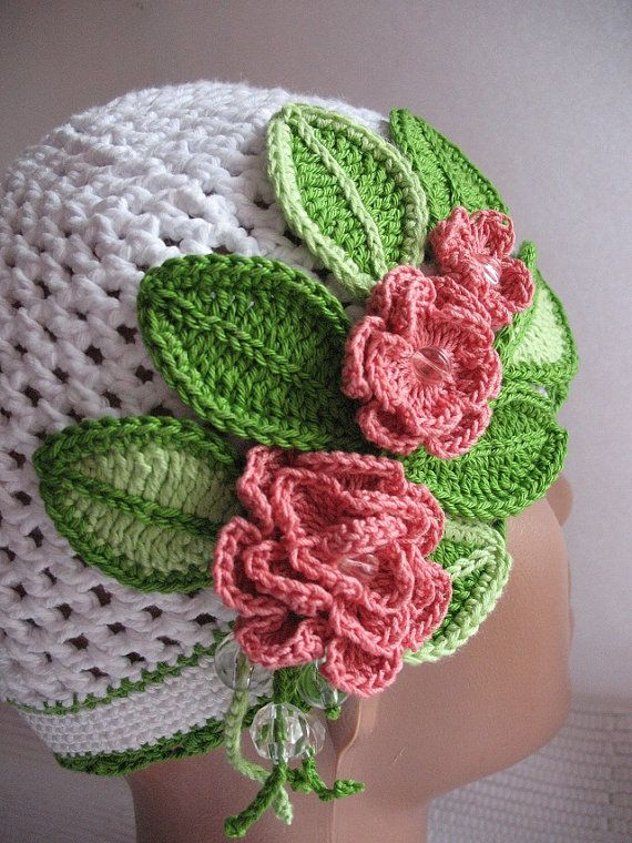 1000+ images about CROCHET HAIR TIES on Pinterest Heart, Free ...