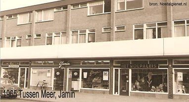 1965 Osdorp Tussenmeer winkel Jamin
