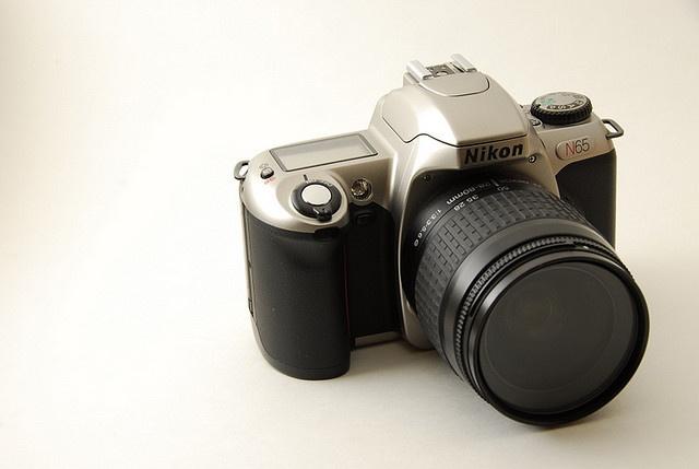 Nikon N65 by Will Foster, via Flickr    My set on Flickr: http://www.flickr.com/photos/prettypickled00d/sets/72157625083158087/