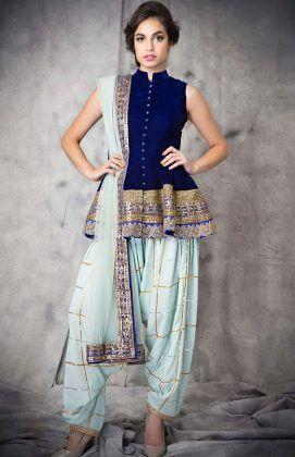 elegant salwaar kameez suits designs