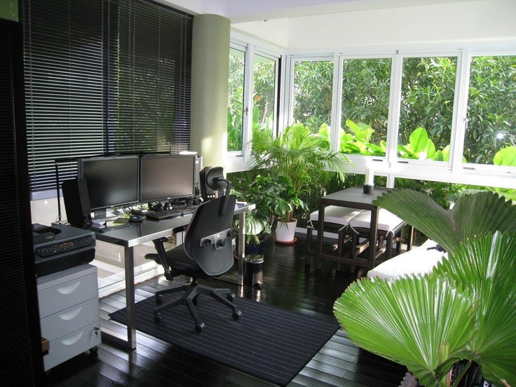 30 Best GREEN OFFICE Images On Pinterest Interior Office