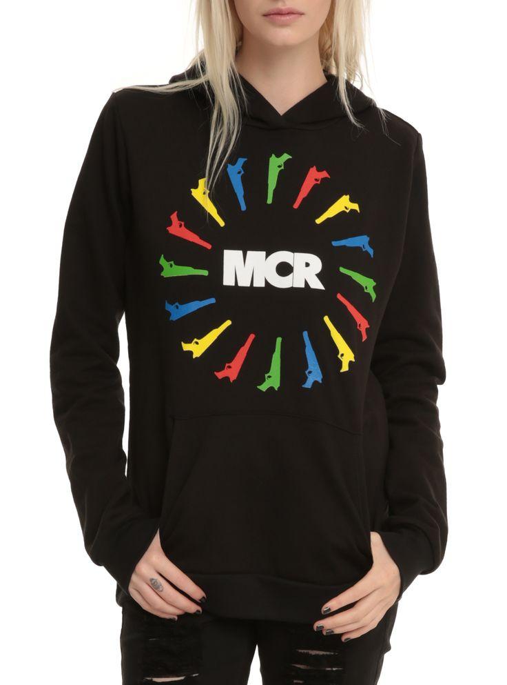 Hot topic hoodie