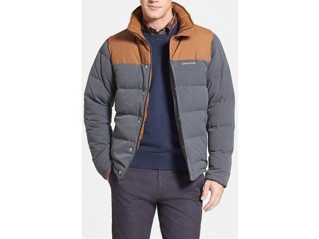 Patagonia Men S Bivy Down Jacket Gift Pinterest