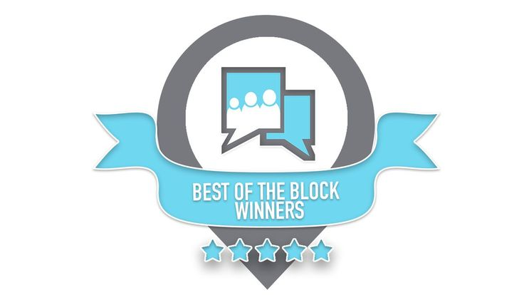 2017 Best of the Block Award Winners for Vancouver