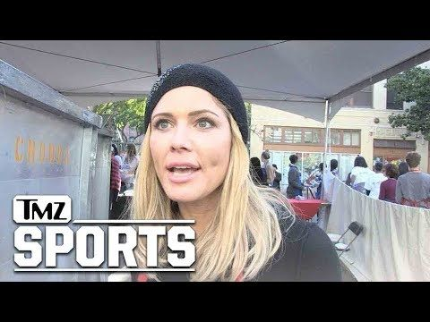 WWE Legend Torrie Wilson: Time is Right for XFL, NFL Is Vulnerable | TMZ Sports - YouTube