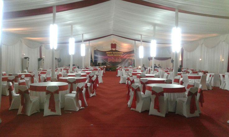 Tenda Dekorasi VIP