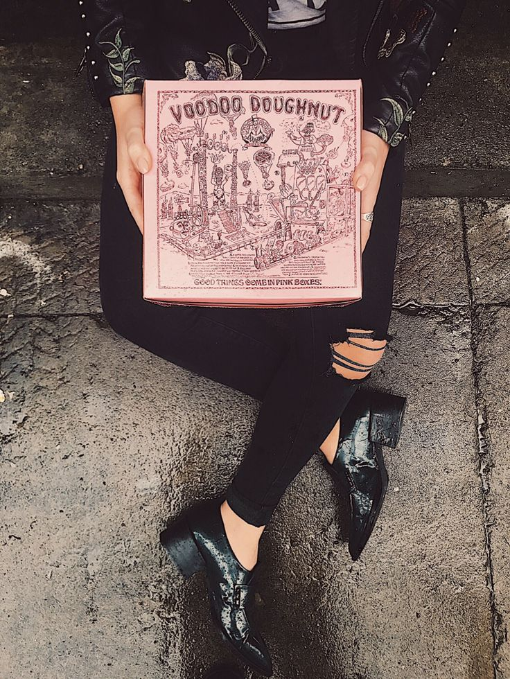 voodoo donuts, portland, travel, @haidynmccall