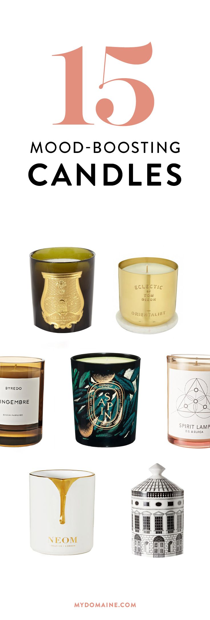 15 must-have scented candles