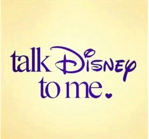 Talk Disney to me! Disney meme