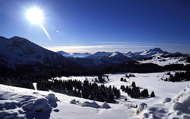 Information and guides for the Avoriaz slopes, lifts, terrain parks, and off-piste areas