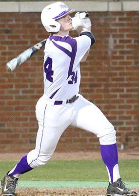 Mitch Reeves, High Pointe University 2014: Picked up his first collegiate hit in HPU's win at UNC Greensboro (2/26/14) ... Scored his first collegiate run in a win over NC Central (2/25/14) ... Earned his first collegiate start in the second game of HPU's season-opening double header at Mercer (2/15/14) ... Made his collegiate debut in HPU's season opener at Mercer (2/15/14).