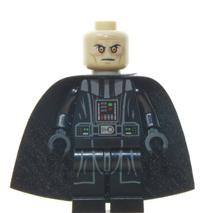 lego darth vader | Startseite » LEGO Star Wars Minifiguren » LEGO Star Wars Minifigur ...