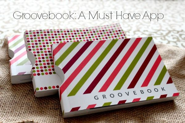 Upload your photos from your smartphone each month and receive a book of 100 photos using the Groovebook app. The book is mailed to you for a $2.99/mo subscription ... how sweet is that???  May just look into this.