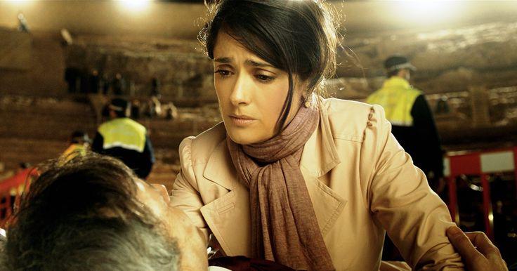 """""""La chispa de la vida"""" movie still, 2011.  Salma Hayek as Luisa."""