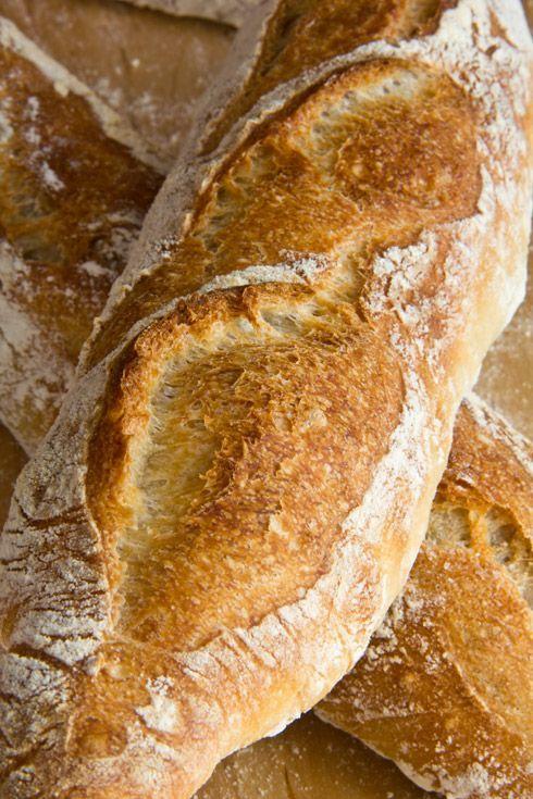 Baguettes nach Anis Bouabsa (Frankreichs bester Baguette-Bäcker 2008) – Plötzblog – Rezepte rund ums Backen von Brot, Brötchen, Kuchen & Co.
