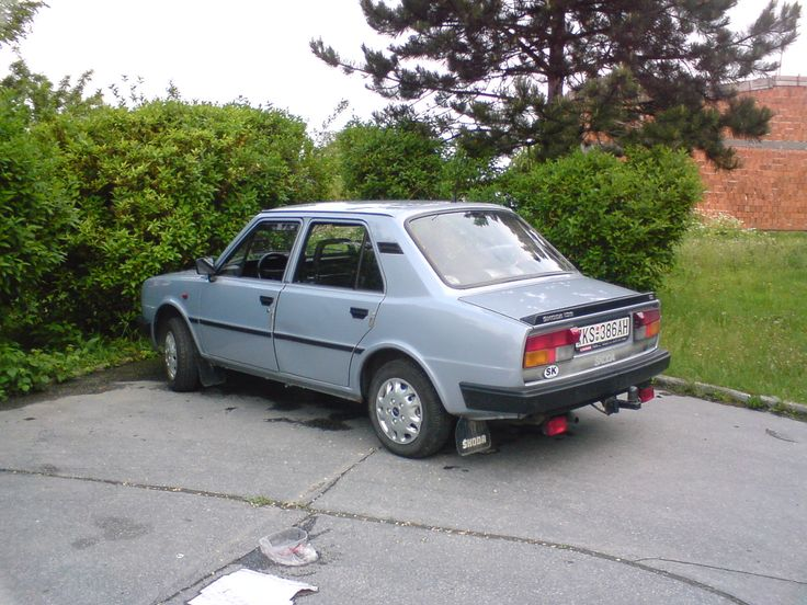 Skoda 136 (1984-1990)