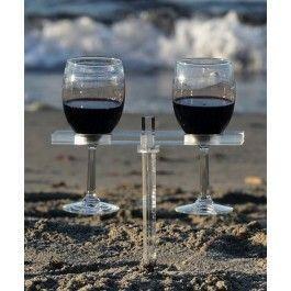 Suport pahare pentru picnic
