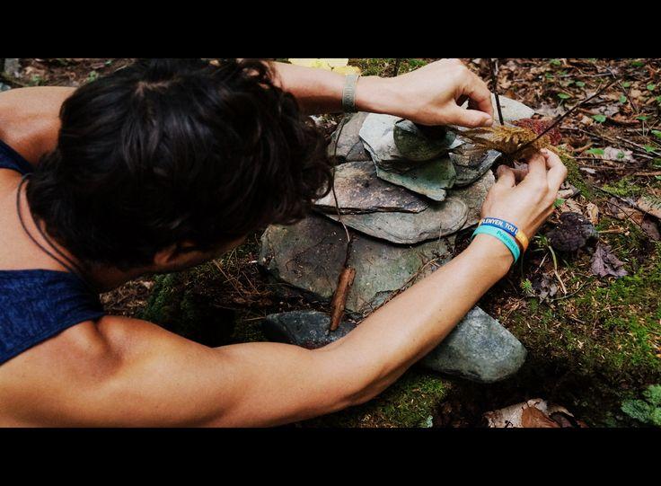 Atelier Land Art Spirituel -2016
