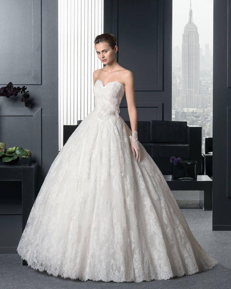 58 best Wedding dresses/ Vestidos de Novia images on Pinterest ...