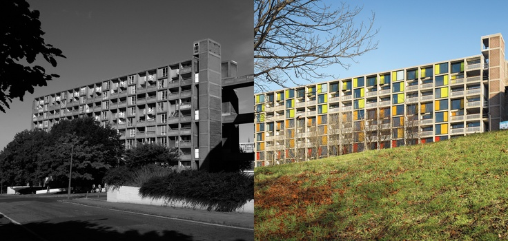 Park Hill: Before & After.