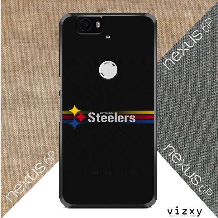 Pittsburgh Steelers X4837 Huawei Google Nexus 6P Case