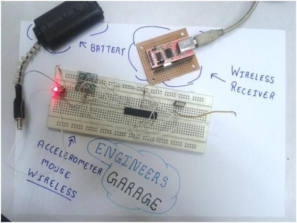 accelerometer mouse This project demonstrates how to find use the standard ps2 mouse as an accelerometer with the help of an arduino board the acceleration generated is indicated with the help of an led and.